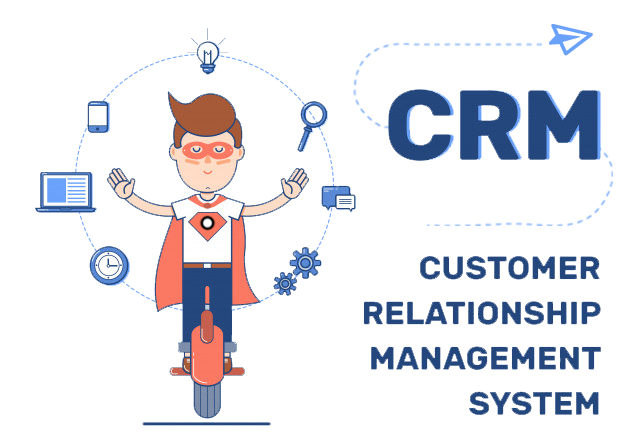 Custom made CRM