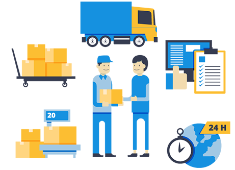 Receive Online Orders